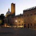 Mantoue, Lombardie. Auteur et Copyright Marco Ramerini