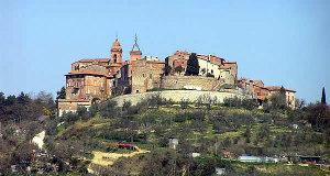 Monteleone di Orvieto, Terni, Ombrie. Auteur et Copyright Marco Ramerini
