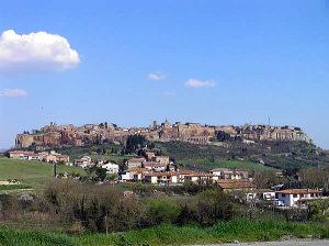 Orvieto, Umbria. Autore e Copyright Marco Ramerini