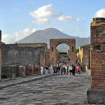 Pompei, Campania. Autore General Cucombre. Licensed under the Creative Commons Attribution-Share Alike