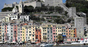 Portovenere, Ligurie. Auteur Brianza2008. Licensed under the Creative Commons Attribution