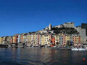 Portovenere, Liguria. Autore Tango7174. Licensed under the Creative Commons Attribution
