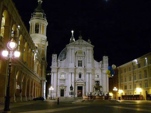 Basílica da Santa Casa, Loreto, Marche. Autor Zitumassin