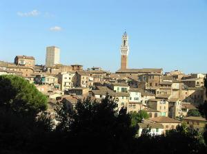 Siena, Toscana. Autor y Copyright Marco Ramerini