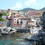 Tellaro, Liguria. Autore Davide Papalini. Licensed under the Creative Commons Attribution Share Alike