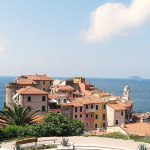 Tellaro, Ligurie. Auteur Davide Papalini. Licensed under the Creative Commons Attribution Share Alike.