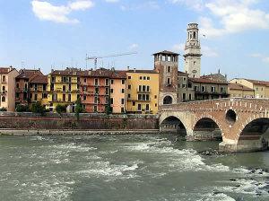 Verona, Véneto. Autor e Copyright Marco Ramerini