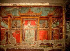Villa Poppea, Oplontis, Campania, Italy. Author Al mare