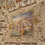 Affreschi, Palazzo della Corgna, Città della Pieve. Autore e Copyright Marco Ramerini.