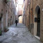 Città della Pieve. Autore e Copyright Marco Ramerini