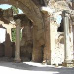 Grandi Terme, Villa Adriana, Tivoli. Autore e Copyright Marco Ramerini