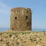 La Torre Spagnola, Cala Domestica, Sardegna. Autore e Copyright Marco Ramerini