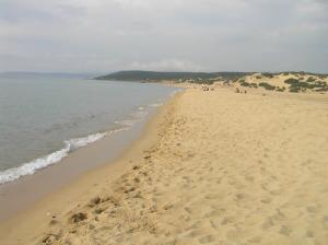 La plage de Piscinas, Arbus, Sardaigne. Auteur et Copyright Marco Ramerini