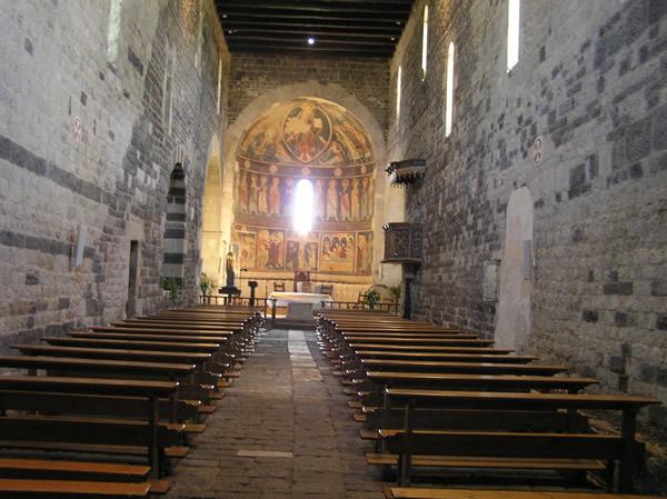 L 39 Interno Della Basilica Della Santissima Trinit Di