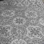 Mosaici, Hospitalia, Villa Adriana, Tivoli. Autore e Copyright Marco Ramerini