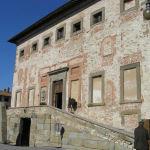 Palazzo della Corgna, Castiglione del Lago. Autore e Copyright Marco Ramerini