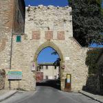 Porta Perugina, Castiglione del Lago. Autore e Copyright Marco Ramerini