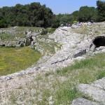 Anfiteatro Romano, Siracusa, Sicilia. Autore e Copyright Marco Ramerini