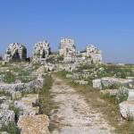 Castello Eurialo, Siracusa, Sicilia. Autore e Copyright Marco Ramerini,