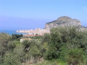 Cefalù, Sicilia, Italia. Autore e Copyright Marco Ramerini