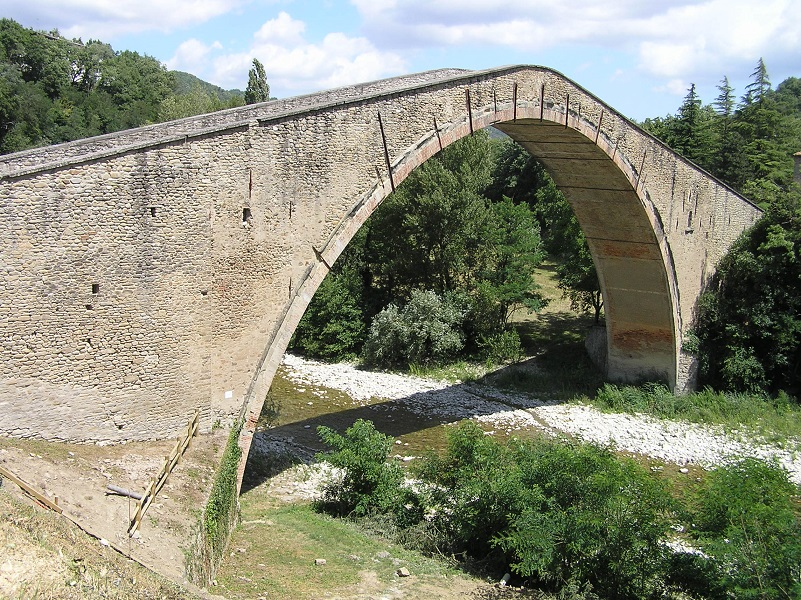 Castel del rio il feudo degli alidosi guida turistica d for Ponte sopra i piani del garage