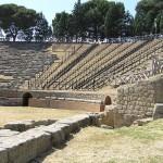Il Teatro Greco di Tindari, Sicilia. Autore e Copyright Marco Ramerini