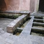 Il lavatoio arabo, Cefalù, Sicilia, Italia. Autore e Copyright Marco Ramerini