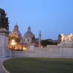 L'Altare della Patria, Roma. Autore e Copyright Marco Ramerini.