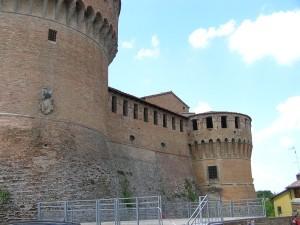 La Rocca di Dozza, Bologna. Autore e Copyright Marco Ramerini