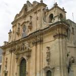 La chiesa Madre di San Ignazio, Scicli, Sicilia, Italia. Autore e Copyright Marco Ramerini