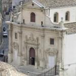 La chiesa del Purgatorio a Ragusa Ibla, Sicilia. Autore e Copyright Marco Ramerini