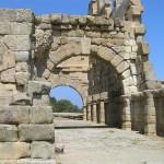 L'area archeologica di Tindari, Sicilia. Autore e Copyright Marco Ramerini