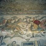 Mosaici della Grande Caccia, Villa Romana del Casale, Piazza Armerina, Sicilia. Autore Jerzy Strzelecki. Licensed under the Creative Commons Attribution