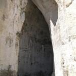 Orecchio di Dionisio, Siracusa, Sicilia. Autore e Copyright Marco Ramerini