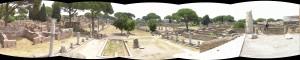 Ostia Antica, Rome, Latium. Auteur et Copyright Marco Ramerini