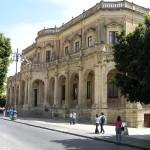 Palazzo Ducezio, Noto, Sicilia. Autore e Copyright Marco Ramerini