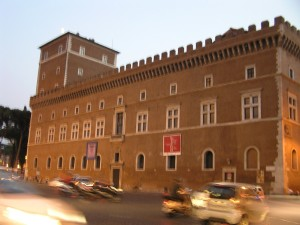 Palazzo Venezia, Roma. Autore e Copyright Marco Ramerini