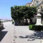 Passeggiata alberata, Siracusa, Sicilia. Autore e Copyright Marco Ramerini