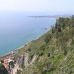 Taormina, Sicilia. Autore e Copyright Marco Ramerini