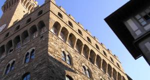 Palazzo Vecchio, Piazza della Signoria, Firenze. Author and Copyright Marco Ramerini