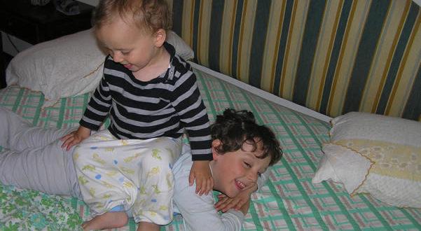 Bambini che giocano. Author and Copyright Marco Ramerini