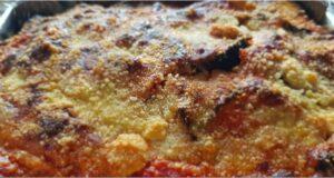 Parmigiana di melanzane Italyaround.com