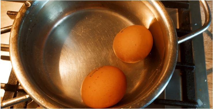 Preparazione uova sode Italyaround.com