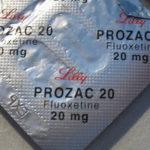 Prozac, un antidepressivo. Autore GebruikerMichiel1972. Licenza Creative Commons Attribuzione-Condividi allo stesso modo
