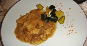 Scaloppine di Vitello. Autore Javier Leiva. Licensed under the Creative Commons Attribution