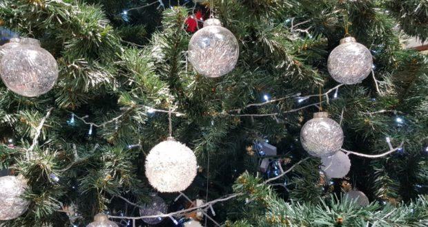 Palle di Natale. Autore e copyright Marco Ramerini