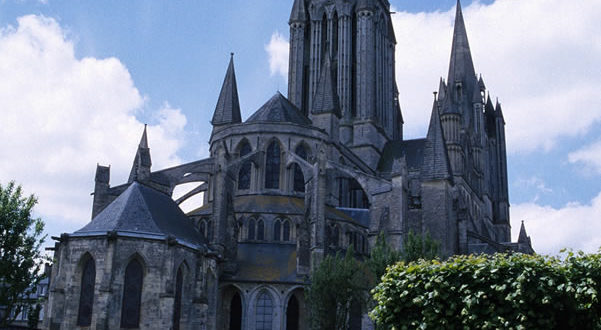Caen, Normandia, Francia. Autore Tyler Bell (TyB). Licensed under the Creative Commons Attribution