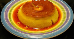 Creme Caramel. Autore Cary Bass. Licensed under the Creative Commons Attribution-Share Alike