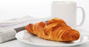 Croissant. Petr Kratochvil. No Copyright
