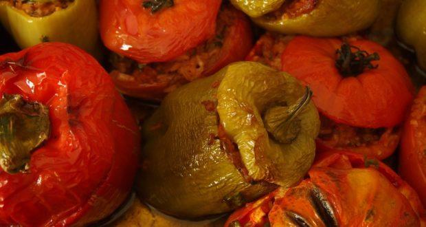 Peperoni ripieni. Autore NGI. No Copyright